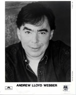 Andrew Lloyd Webber Promo Print