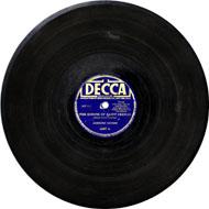 """Andrews Sisters Vinyl 10"""" (Used)"""