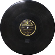"Andrews Sisters Vinyl 10"" (Used)"
