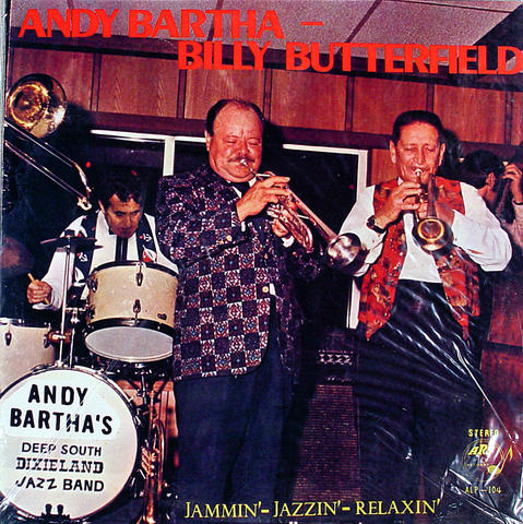 "Andy Bartha & Billy Butterfield Vinyl 12"" (New)"