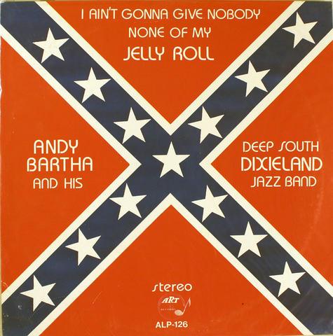 "Andy Bartha And His Deep South Dixieland Jazz Band Vinyl 12"" (New)"