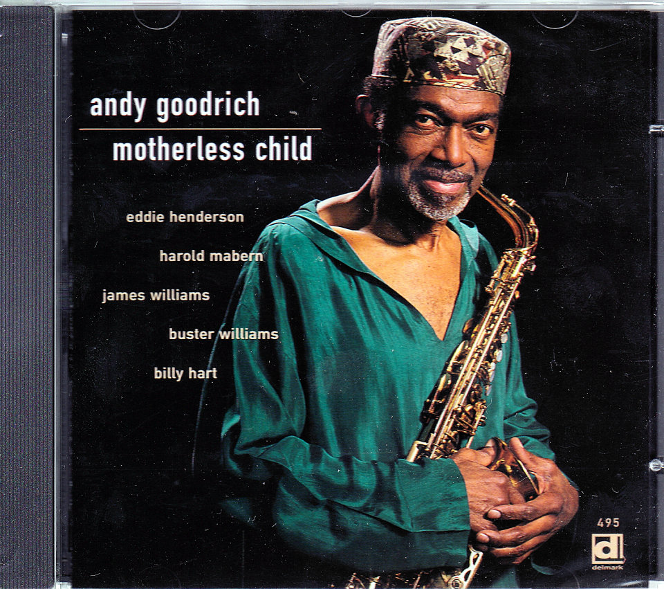 Andy Goodrich CD