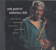 Andy Goodrich CD