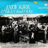 """Andy Kirk & His 12 Clouds Of Joy Vinyl 12"""" (Used)"""