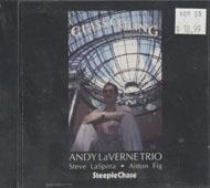 Andy LaVerne Trio CD