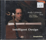 Andy LaVerne Trio CD