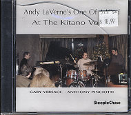 Andy LaVerne's One Of A Kind CD