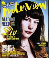 Andy Warhol's Interview  Apr 1,1999 Magazine