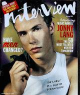 Andy Warhol's Interview  Feb 1,1999 Magazine