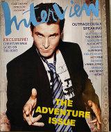 Andy Warhol's Interview  Feb 1,2001 Magazine