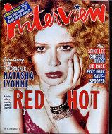 Andy Warhol's Interview  Jul 1,1999 Magazine