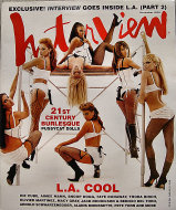 Andy Warhol's Interview  Nov 1,2002 Magazine