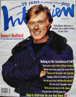 Andy Warhol's Interview  Sep 1,1994 Magazine