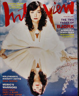 Andy Warhol's Interview  Sep 1,2001 Magazine