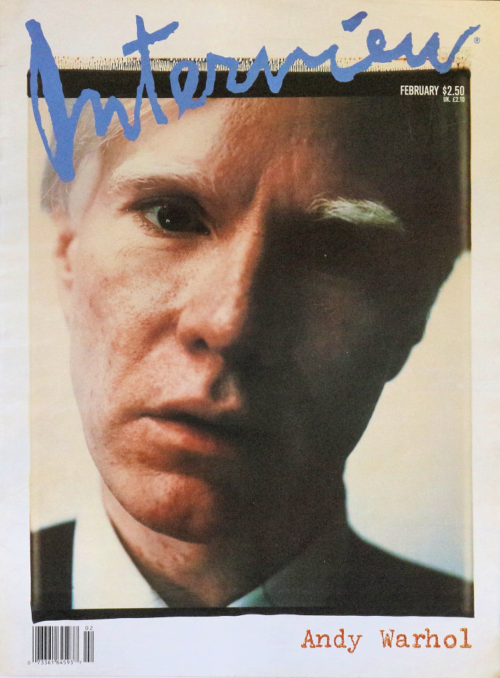 Andy Warhol's Interview Vol. XIX No. 2