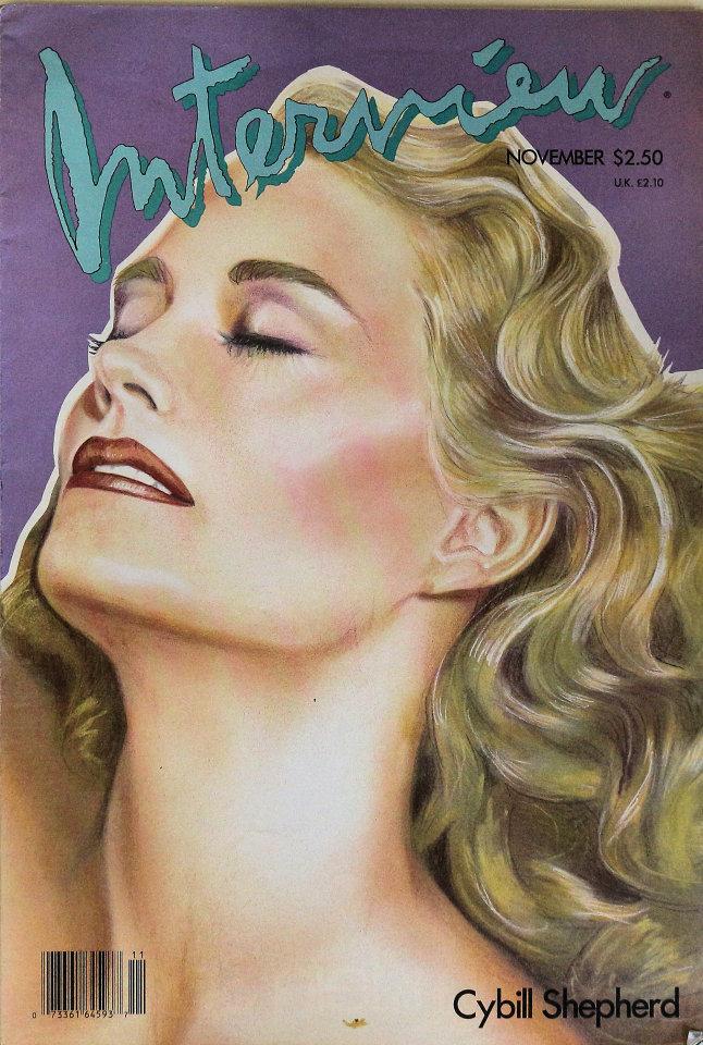 Andy Warhol's Interview Vol. XVI No. 11