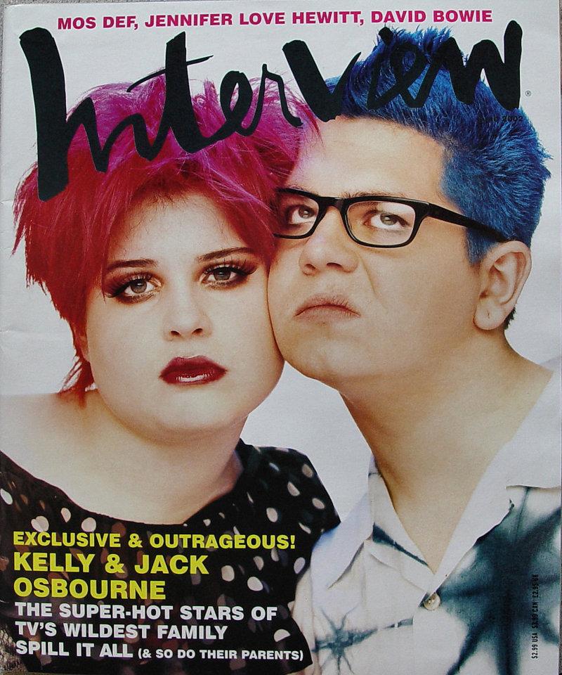 Andy Warhol's Interview Vol. XXXII No. 5