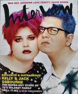 Andy Warhol's Interview Vol. XXXII No. 5 Magazine