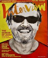 Andy Warhol's Interview Vol. XXXIII No. 3 Magazine