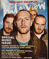 Andy Warhol's Interview Vol. XXXIII No. 7 Magazine