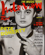 Andy Warhol's Interview Vol. XXXV No. 7 Magazine