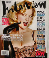 Andy Warhol's Interview Vol. XXXVI No. 3 Magazine