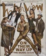 Andy Warhol's Interview Vol. XXXVI No. 7 Magazine