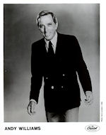 Andy Williams Promo Print