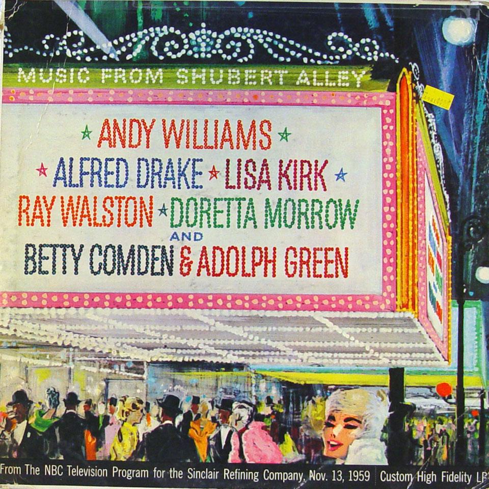 "Andy Williams Vinyl 12"" (Used)"