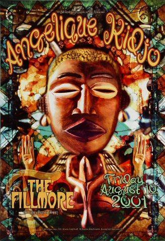 Angelique Kidjo Poster