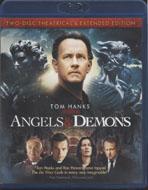 Angels & Demons Blu-Ray
