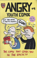 Angry Youth Comix #9 Comic Book