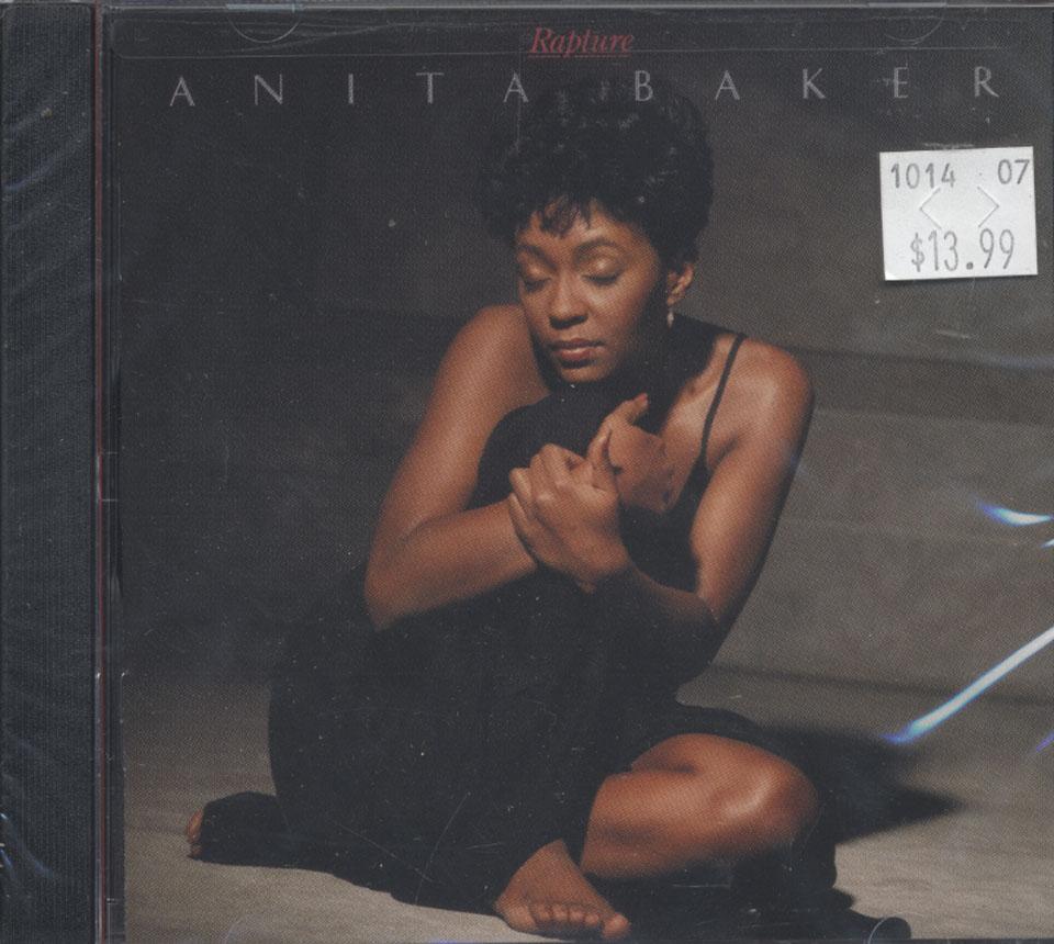 Anita Baker CD