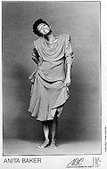 Anita Baker Promo Print