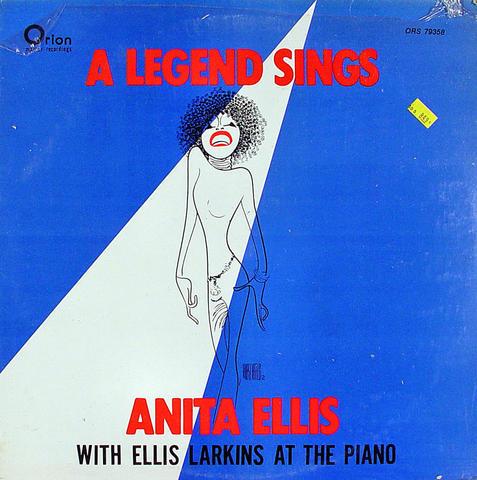 """Anita Ellis Vinyl 12"""" (New)"""