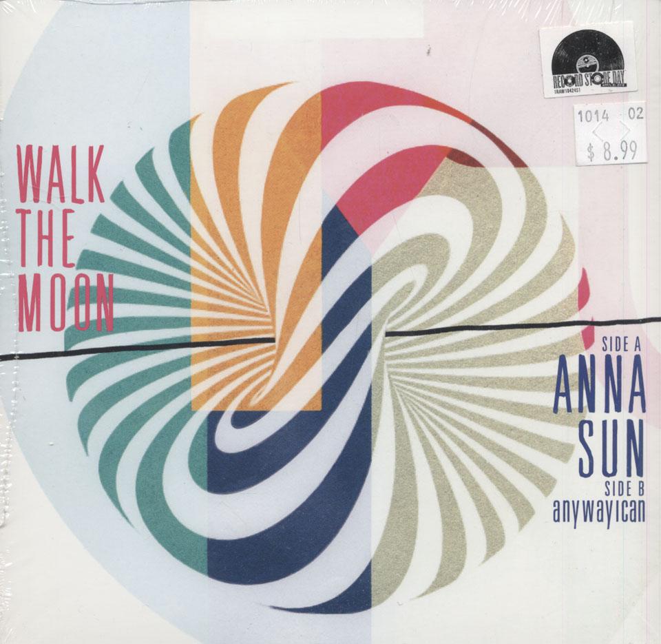 """Anna Sun Vinyl 7"""" (New)"""