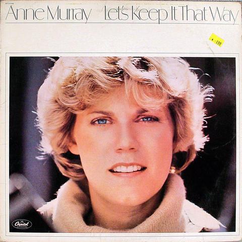 """Anne Murray Vinyl 12"""" (Used)"""