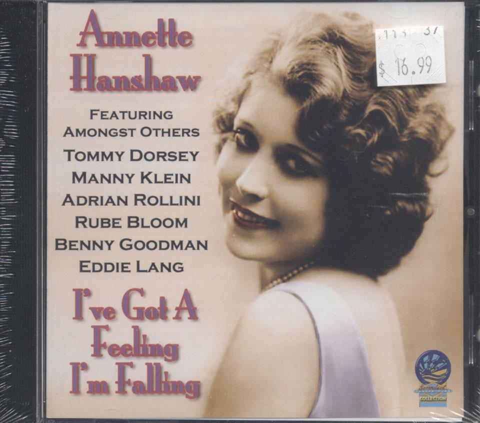 Annette Hanshaw CD