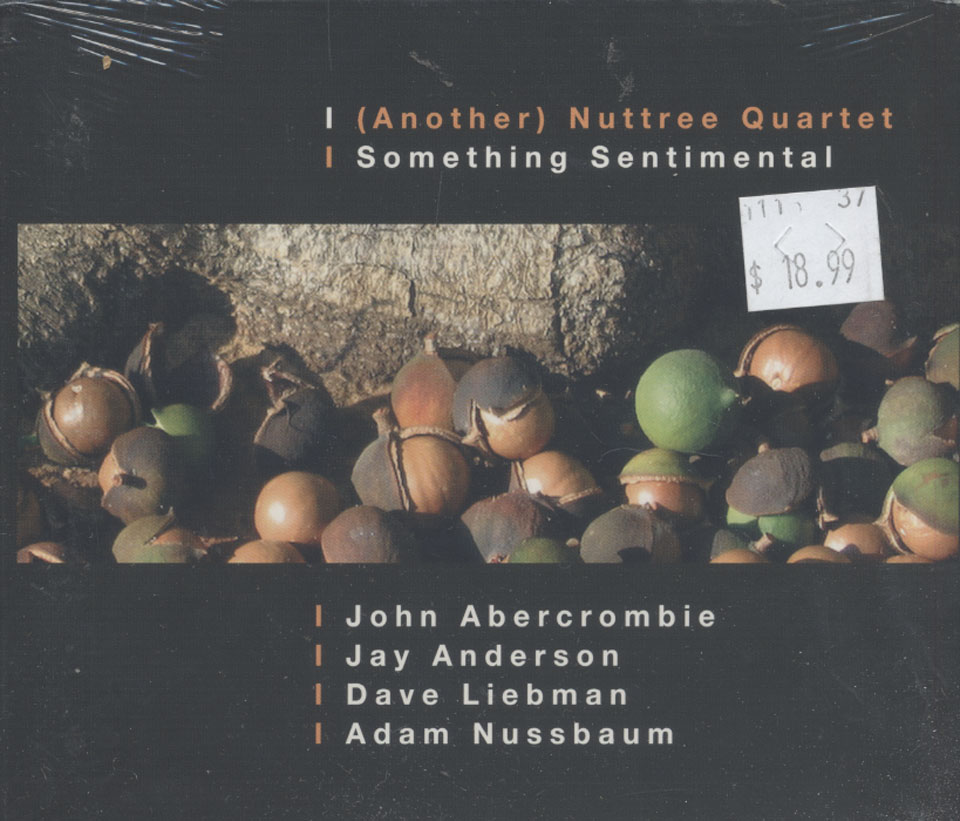 (Another) Nuttree Quartet CD