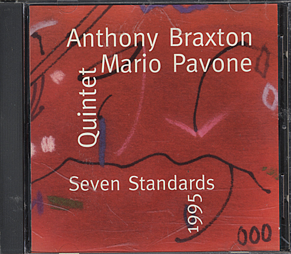 Anthony Braxton / Mario Pavone Quintet CD