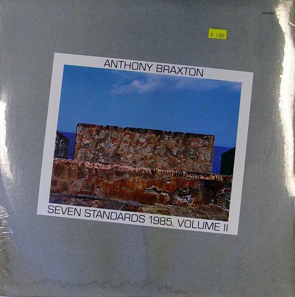 """Anthony Braxton Vinyl 12"""" (New)"""