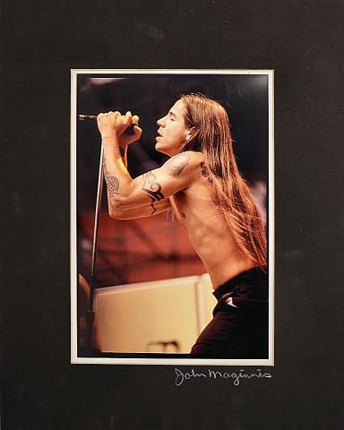 Anthony Kiedis Vintage Print