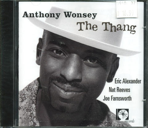 Anthony Wonsey CD