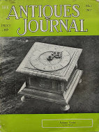 Antiques Journal Vol. 22 No. 5 Magazine
