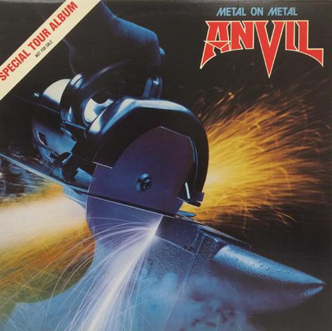 "Anvil Vinyl 12"" (Used)"