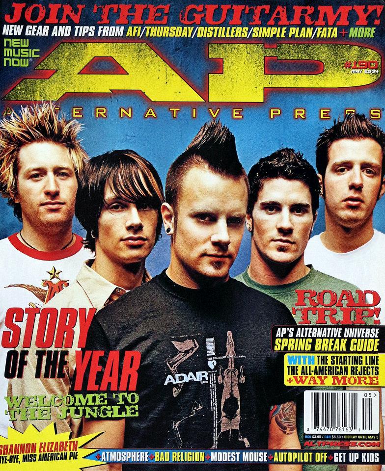 AP Alternative Press #190