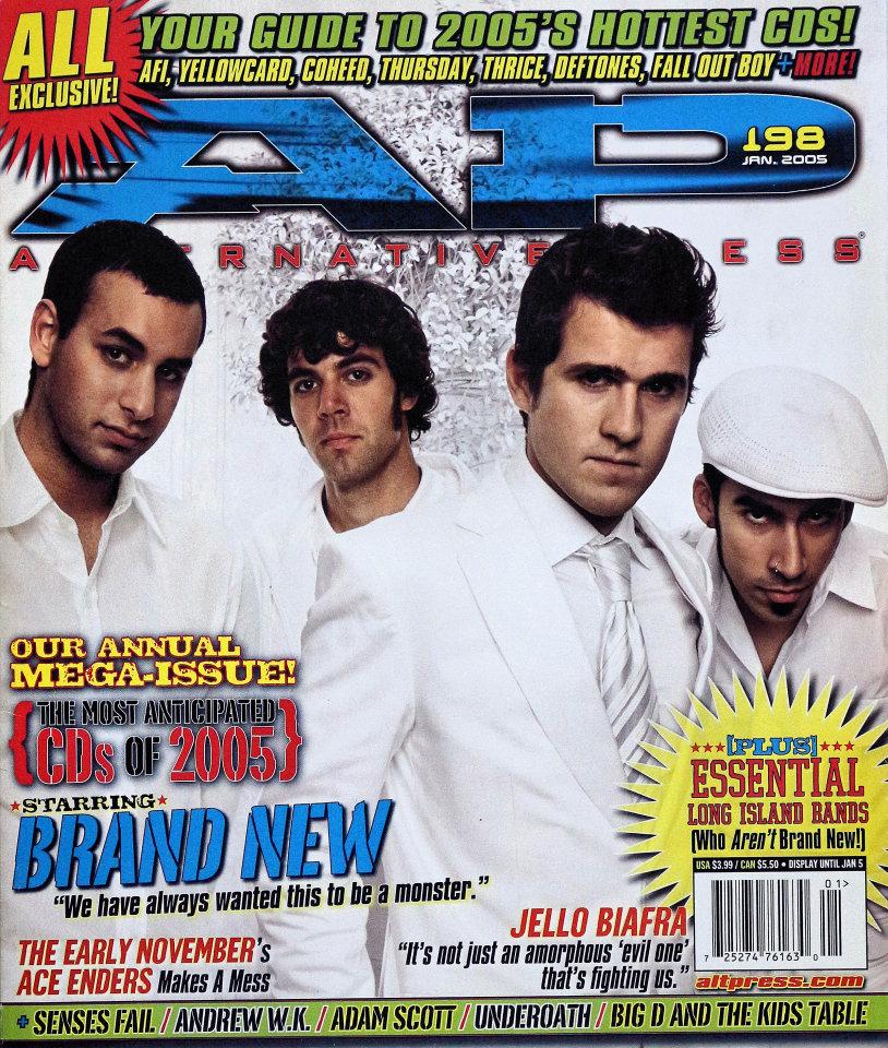 AP Alternative Press #198
