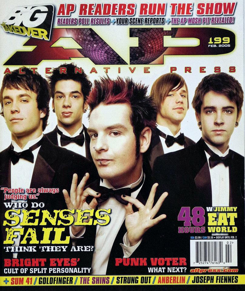 AP Alternative Press #199
