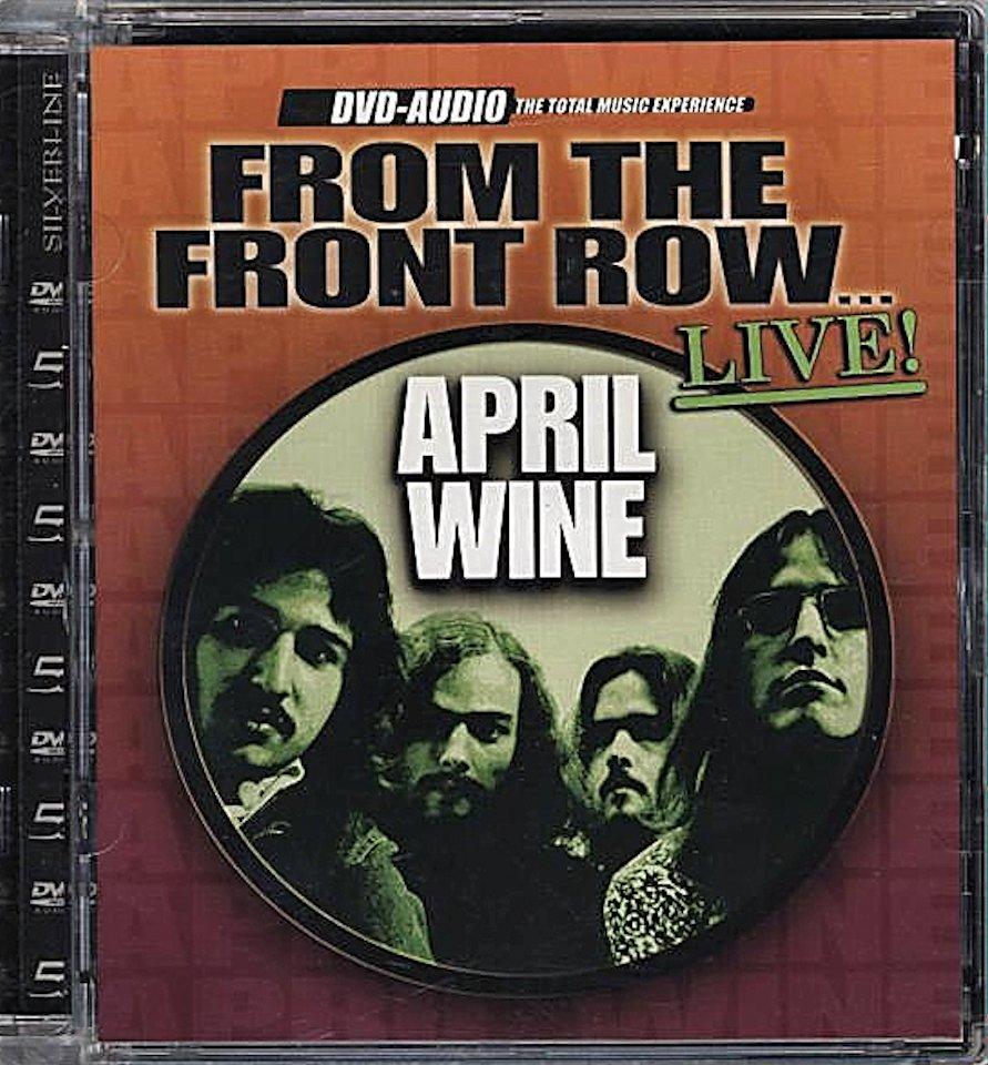 April Wine DVD
