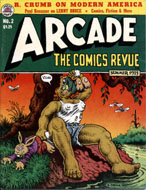 Arcade: The Comics Revue No. 2 Comic Book